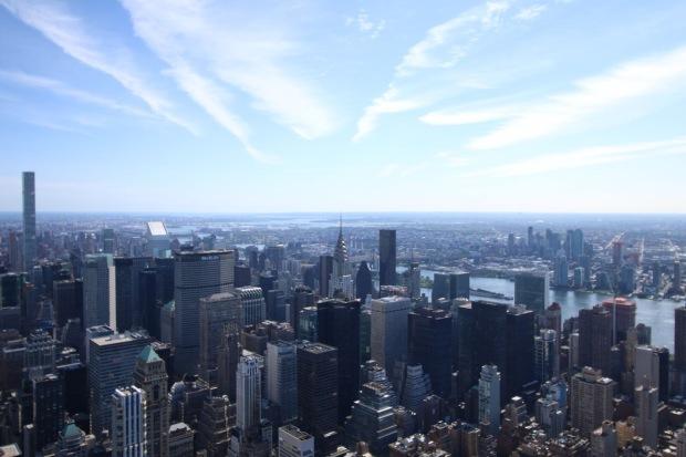 Empire State Skyline Day