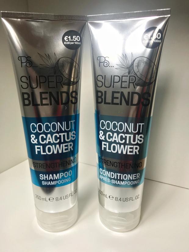 Shampoo side by side
